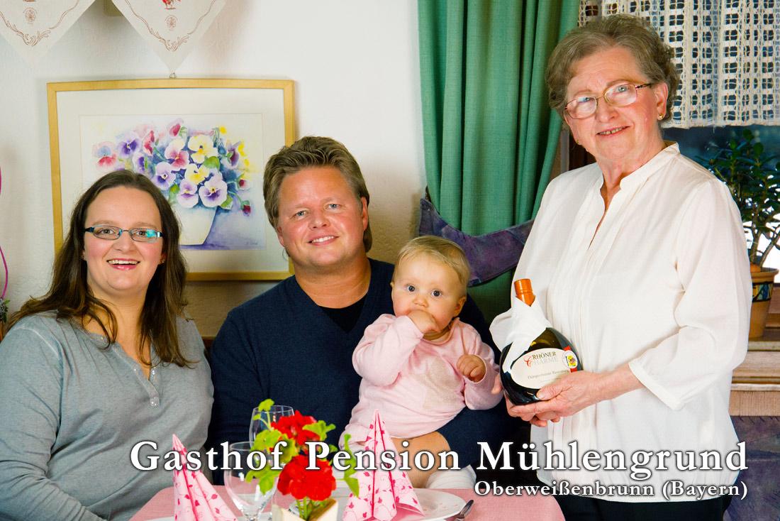 Gasthof Pension Mühlengrund