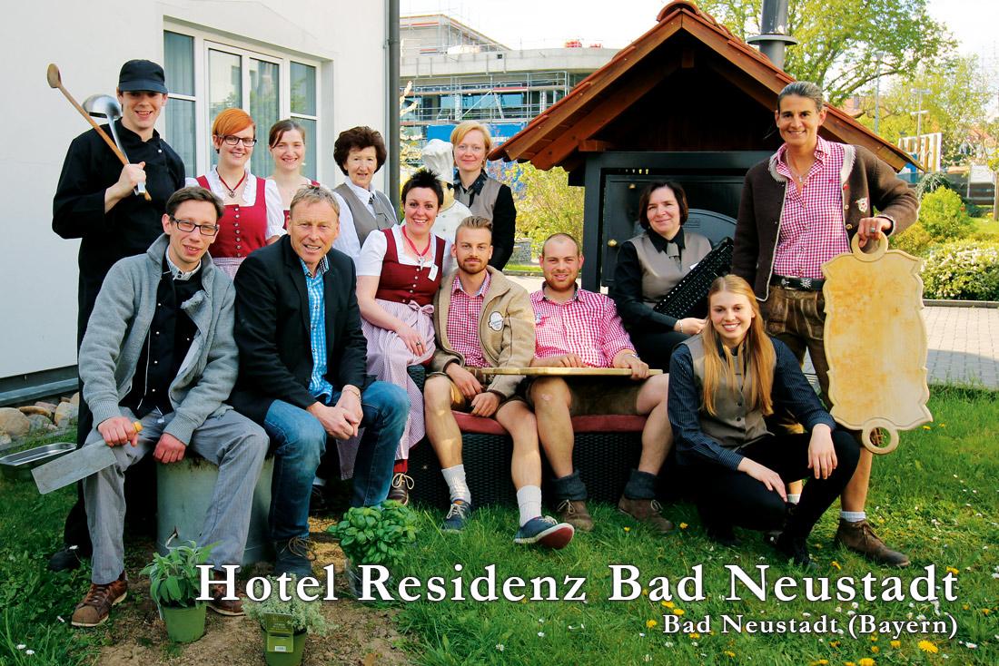 Hotel Residenz Bad Neustadt