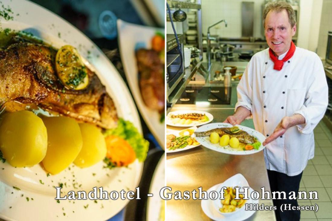 Landhotel – Gasthof Hohmann