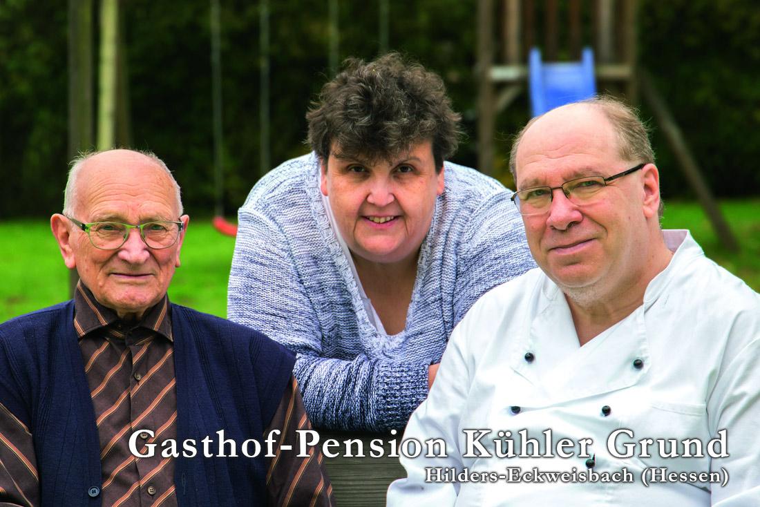 Gasthof – Pension Kühler Grund