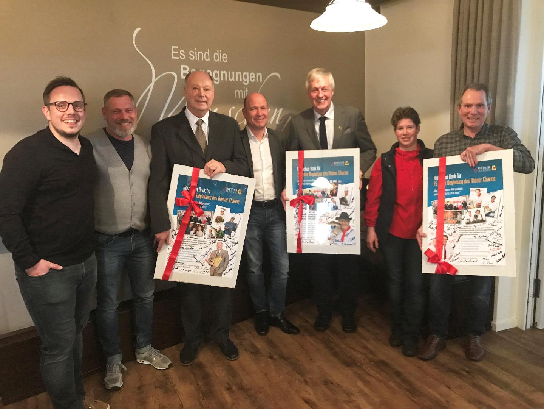 Dieter Kehl nach 25 Jahren verabschiedet